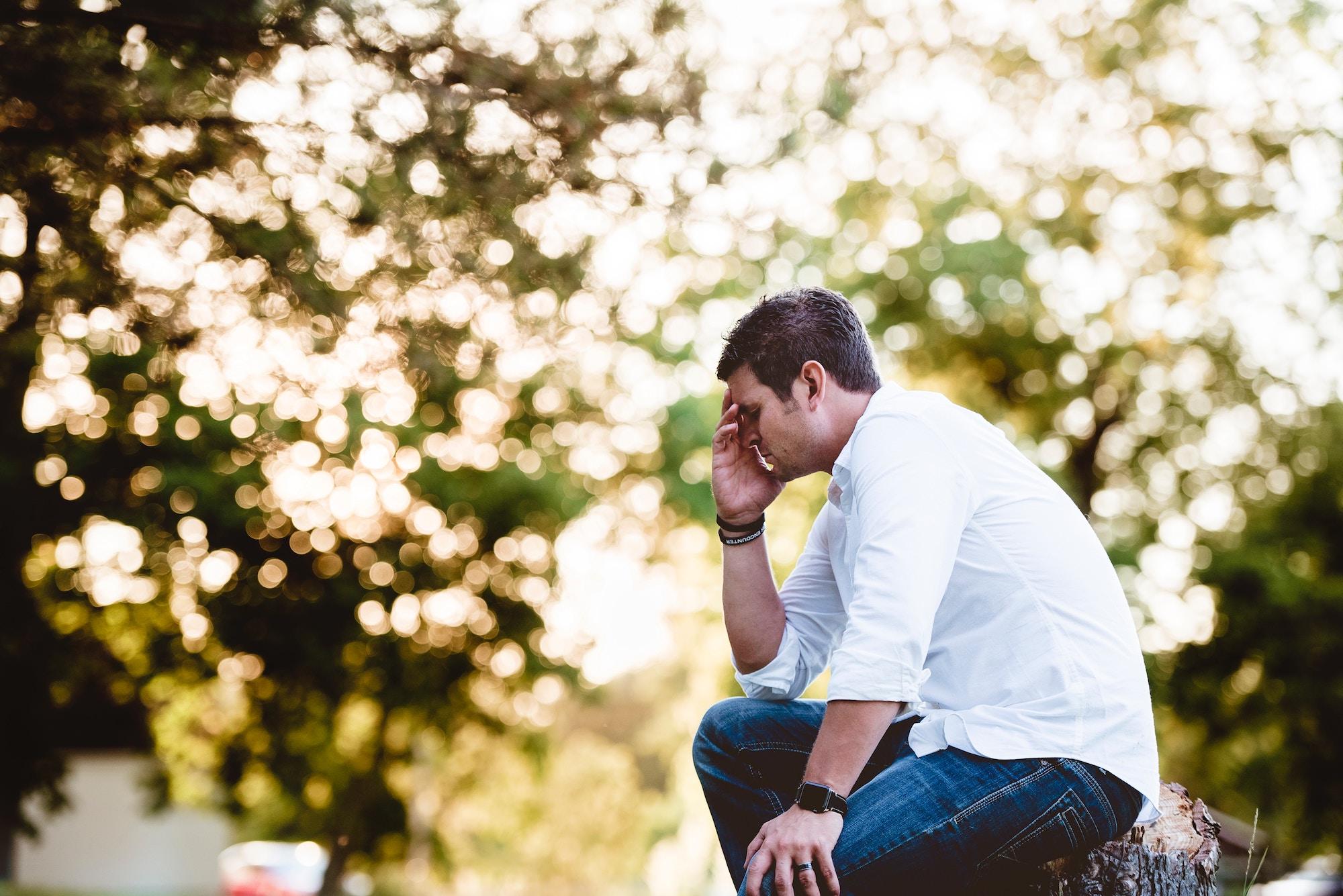 Depression kan have katastrofale følger for dit liv. Søg hjælp hvis du oplever symptomerne